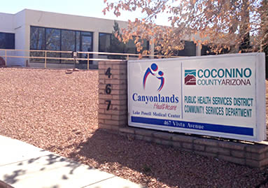 Canyonlands Healthcare Clinic, Page, Arizona