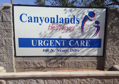 Canyonlands Urgent Care, Page, Arizona