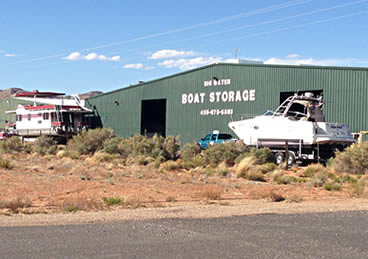 Big Water Boat Storage