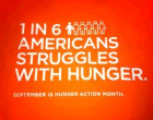 Hunger Action Donations Help Community Meal Program