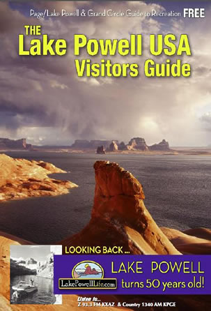 Lake Powell Visitors Guide