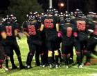 Sand Devils Football Team Fighting for Playoffs