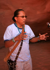 Ray Tsosie, Antelope Slot Canyon Tours