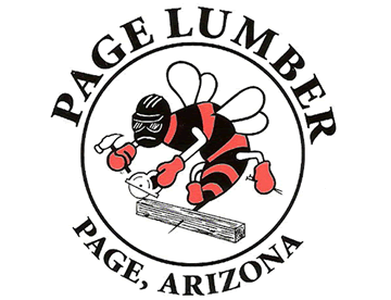 Page Lumber, Lake Powell Arizona