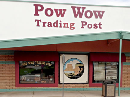 Pow Wow Trading Post Store