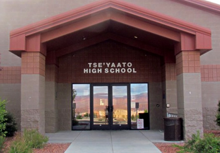 Interview with Traci Parker of Tse'Yaato High School