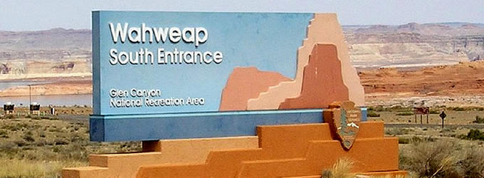 Temp Wahweap Entrance Closure Extended