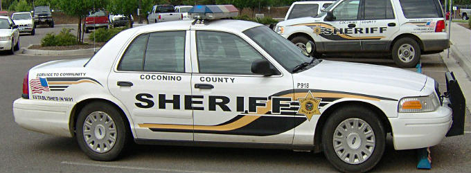 Body Cams on the Way for Coconino County Sheriffs