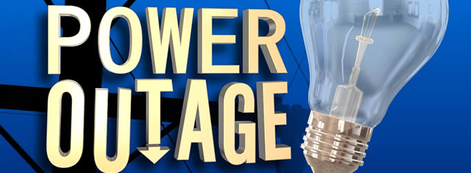 Weekend Weather Causes Power Outage