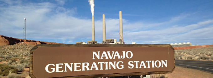 Navajo Grassroots Groups Demand Seat at NGS Negotiating Table