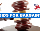 28th Annual Bids for Bargains CONTINUES!
