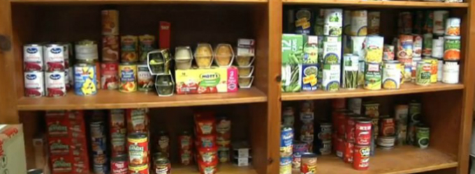 Friday Food Program Helps Needy Students in Page