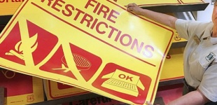 County Fire Restrictions Increase