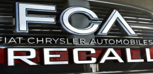 Fiat Chrysler Recalling 4.8 million Vehicles