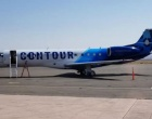 Smooth Flight For Contour's Inaugural Round Trip