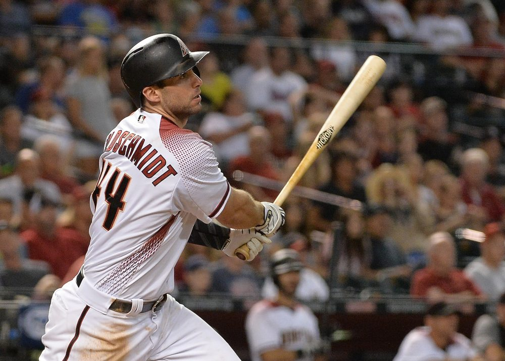 Cardinals get their slugger in trade with Arizona for Goldschmidt