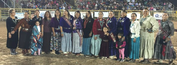Navajo Nation Crowns New Miss Navajo