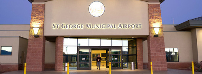 St. George Airport Shutting Down for Repairs in 2019