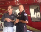 Classic Air Medical Honors Danny Cox