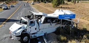 Tour Bus Crash in Utah Kills Four