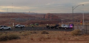 Crash on Highway 89 Ties-up Traffic Friday Afternoon