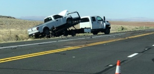 DUI Charge Following Crash That Backed-up Highway 89