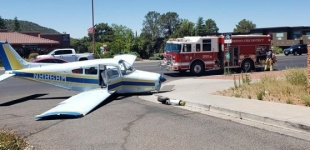 No Serious Injuries in Sedona Plane Crash Sunday