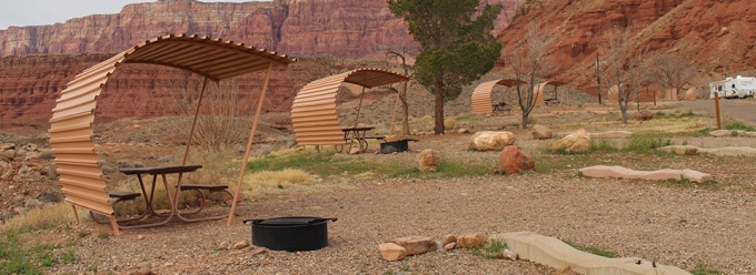 Glen Canyon National Recreation Area is Adding Access to the Lees Ferry Campground